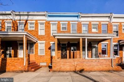 419 N Highland Avenue, Baltimore, MD 21224 - #: MDBA439314