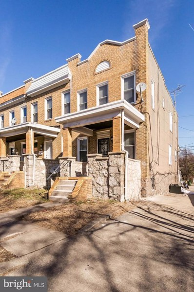 4312 Nicholas Avenue, Baltimore, MD 21206 - #: MDBA439336