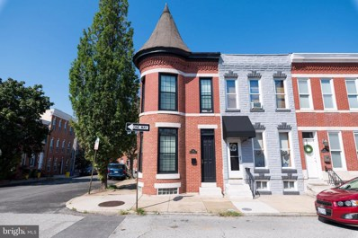 1446 Marshall Street, Baltimore, MD 21230 - #: MDBA439370