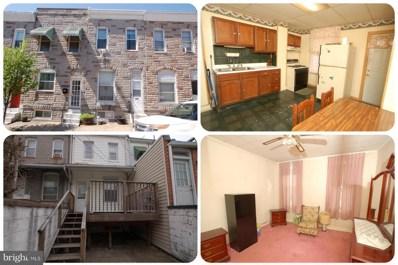 434 S Robinson Street S, Baltimore, MD 21224 - MLS#: MDBA439376