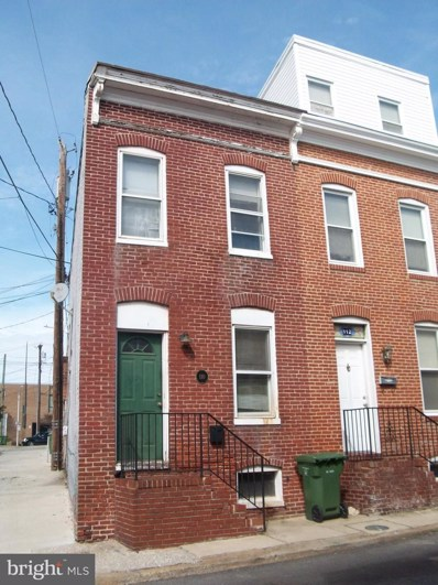 110 Bloomsberry Street, Baltimore, MD 21230 - #: MDBA439384