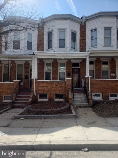 2919 Erdman Avenue, Baltimore, MD 21213 - #: MDBA439408