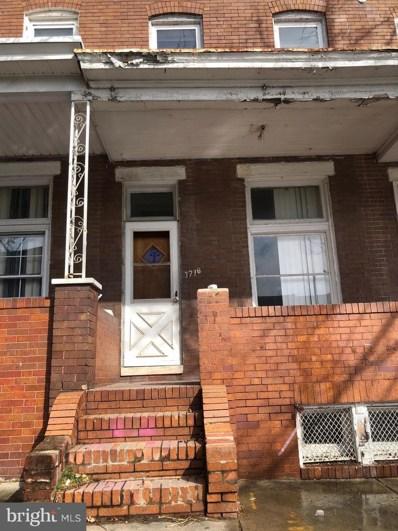1718 Normal Avenue, Baltimore, MD 21213 - #: MDBA439464