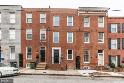 1216 William Street, Baltimore, MD 21230 - #: MDBA439476