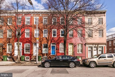 319 Scott Street, Baltimore, MD 21230 - #: MDBA439498