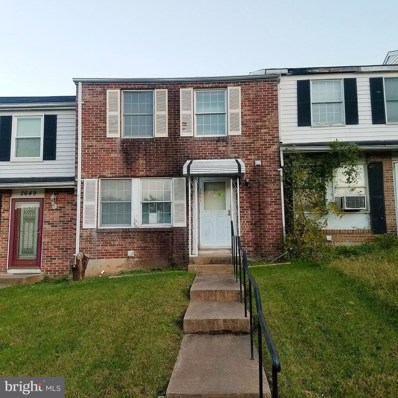 2651 S Paca Street, Baltimore, MD 21230 - #: MDBA439502
