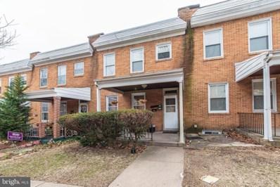 4361 Shamrock Avenue, Baltimore, MD 21206 - #: MDBA439514