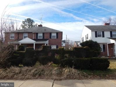 1541 Windemere Avenue, Baltimore, MD 21218 - #: MDBA439524