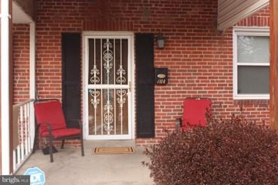 1114 Walker Avenue, Baltimore, MD 21239 - #: MDBA439580
