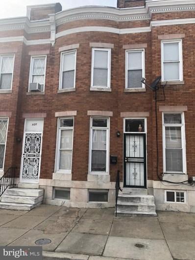 518 Sanford Place, Baltimore, MD 21217 - #: MDBA439586