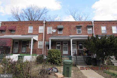 3715 Overview Road, Baltimore, MD 21215 - #: MDBA439630
