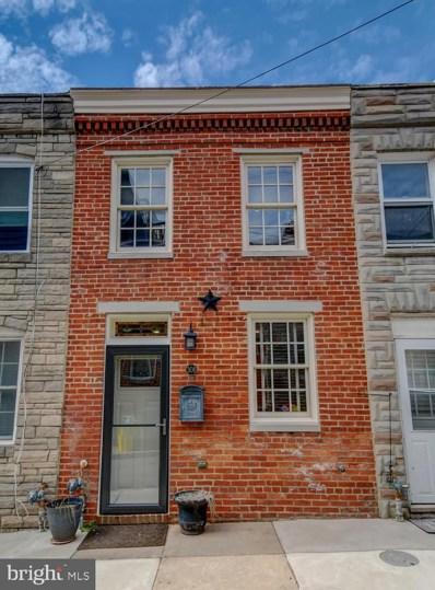308 S Duncan Street, Baltimore, MD 21231 - #: MDBA439664