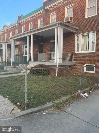 4100 Newbern Avenue, Baltimore, MD 21215 - #: MDBA439672