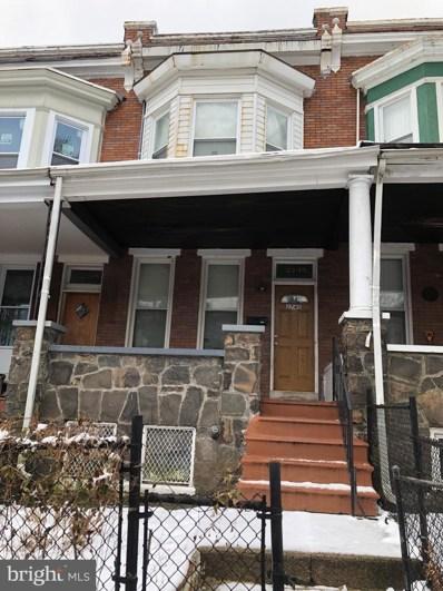 2745 Riggs Avenue, Baltimore, MD 21216 - #: MDBA439686
