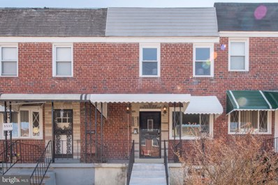 5531 Force Road, Baltimore, MD 21206 - #: MDBA439690