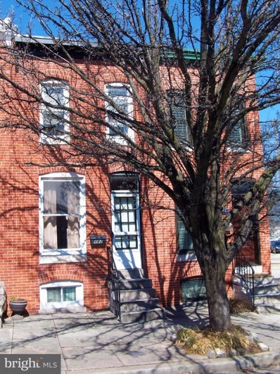 642 E Clement Street, Baltimore, MD 21230 - #: MDBA439694