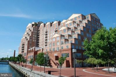 250 President Street UNIT 500, Baltimore, MD 21202 - #: MDBA439746