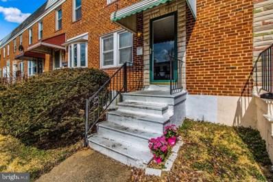 3770 Ravenwood Avenue, Baltimore, MD 21213 - #: MDBA439764