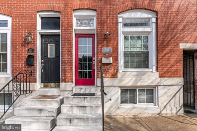 3322 O\'Donnell Street, Baltimore, MD 21224 - #: MDBA439832