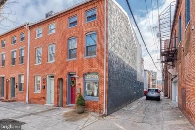 419 S Regester Street, Baltimore, MD 21231 - #: MDBA439850