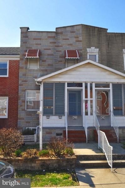 426 Gusryan Street, Baltimore, MD 21224 - #: MDBA439894