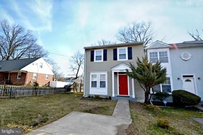 5605 White Avenue, Baltimore, MD 21206 - #: MDBA439970