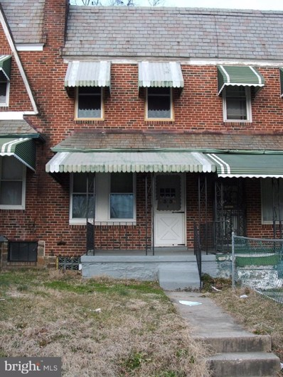 3338 W Caton Avenue, Baltimore, MD 21229 - #: MDBA439984