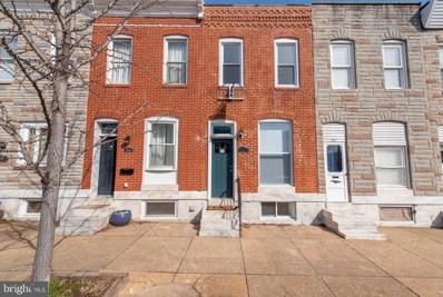 3606 Fait Avenue, Baltimore, MD 21224 - #: MDBA440014