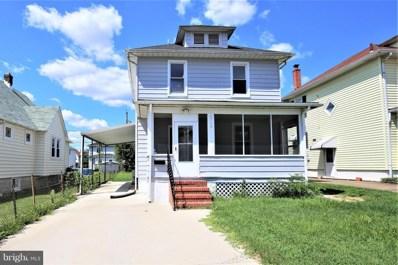 6706 Bessemer Avenue, Baltimore, MD 21222 - #: MDBA440068
