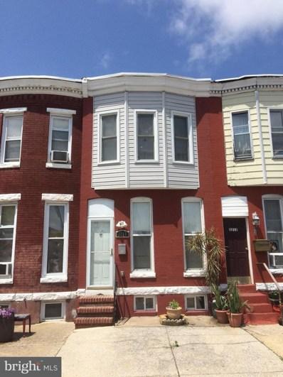 3210 Barclay Street, Baltimore, MD 21218 - #: MDBA440104