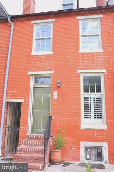 727 S Hanover Street, Baltimore, MD 21230 - #: MDBA440118