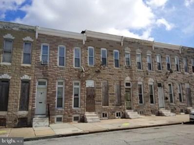 1517 N Patterson Park Avenue, Baltimore, MD 21213 - #: MDBA440136
