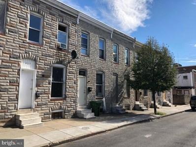 411 N Glover Street, Baltimore, MD 21224 - #: MDBA440218