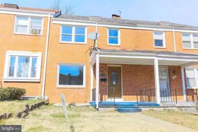 1928 Swansea Road, Baltimore, MD 21239 - #: MDBA440224