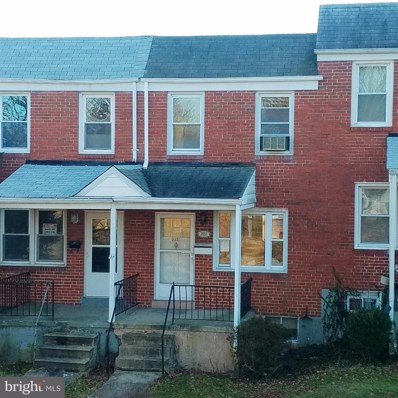 3551 Wilkens Avenue, Baltimore, MD 21229 - #: MDBA440278