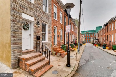 1701 William Street, Baltimore, MD 21230 - #: MDBA440286