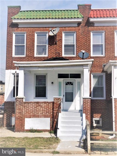 634 Dumbarton Avenue, Baltimore, MD 21218 - #: MDBA440302