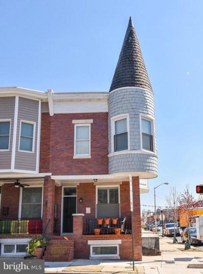 441 S Ellwood Avenue, Baltimore, MD 21224 - MLS#: MDBA440328