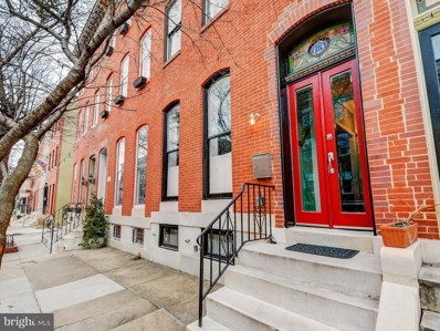 2116 E Pratt Street, Baltimore, MD 21231 - MLS#: MDBA440332