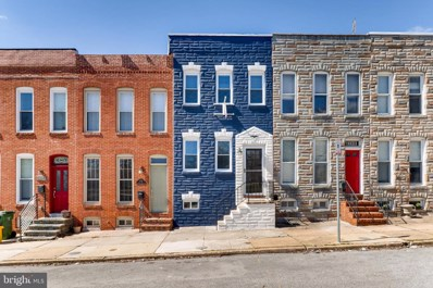 1706 Johnson Street, Baltimore, MD 21230 - #: MDBA440354