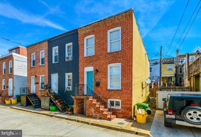 1627 Olive Street, Baltimore, MD 21230 - #: MDBA440420