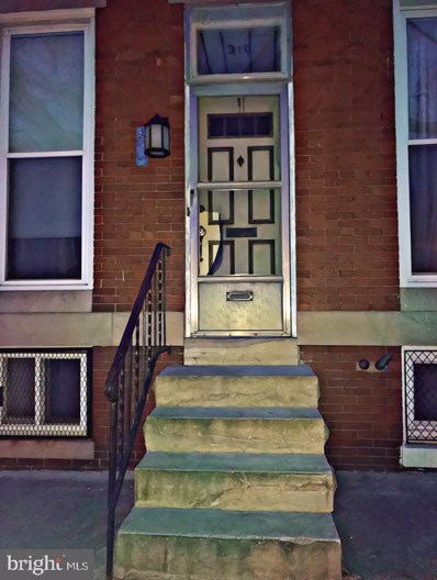 316 E 26TH Street, Baltimore, MD 21218 - #: MDBA440422