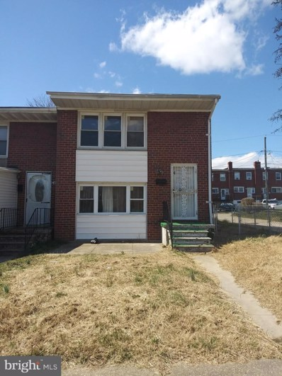4834 Midline Road, Baltimore, MD 21206 - #: MDBA440436