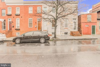 1525 William Street, Baltimore, MD 21230 - #: MDBA440486