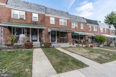 909 Kevin Road, Baltimore, MD 21229 - #: MDBA440556