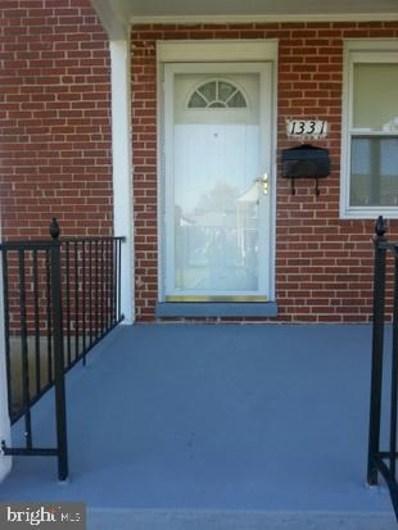 1331 Pentridge Road, Baltimore, MD 21239 - #: MDBA440560