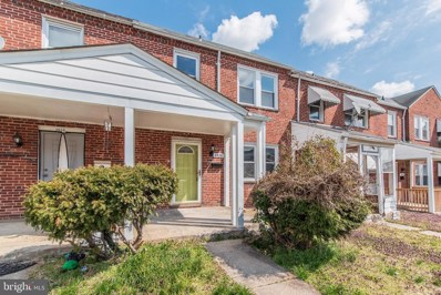 3036 Mayfield Avenue, Baltimore, MD 21213 - #: MDBA440618