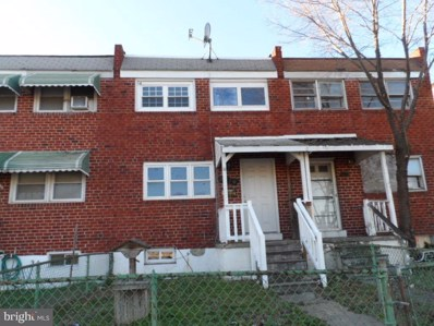 3710 9TH St, Baltimore, MD 21225 - #: MDBA440644