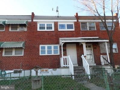 3710 9TH St, Baltimore, MD 21225 - #: MDBA440644
