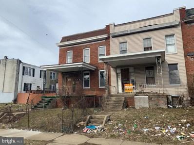 3720 Oakmont Avenue, Baltimore, MD 21215 - #: MDBA440654